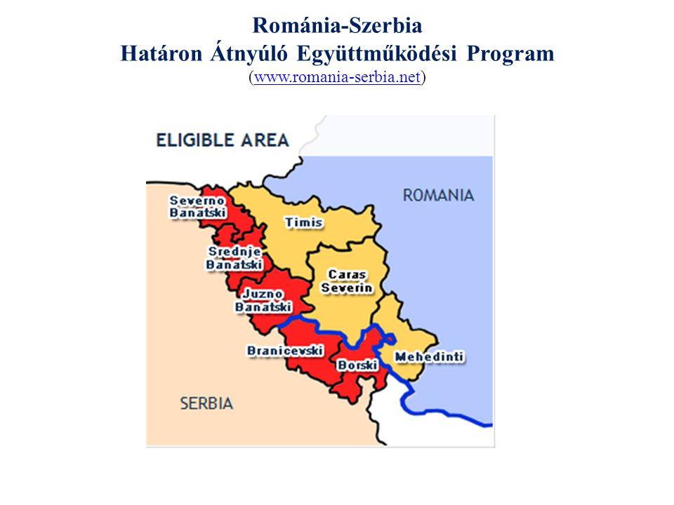 Románia-Szerbia Határon Átnyúló Együttműködési Program (www
