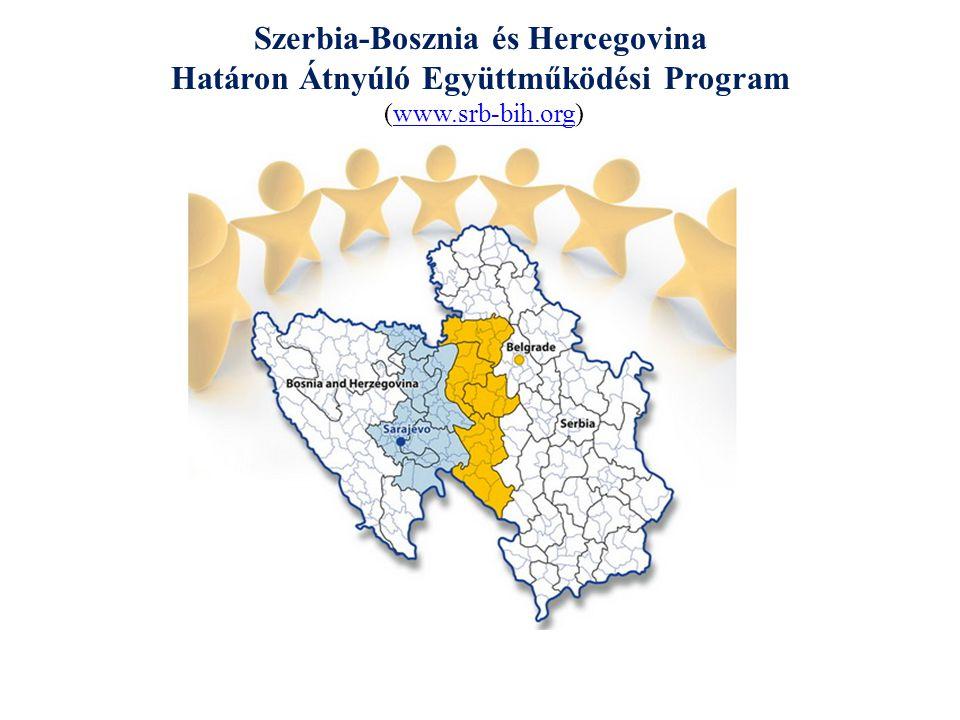 Szerbia-Bosznia és Hercegovina Határon Átnyúló Együttműködési Program (www.srb-bih.org)