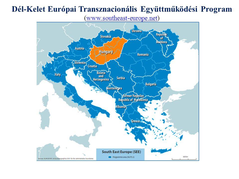 Dél-Kelet Európai Transznacionális Együttműködési Program (www