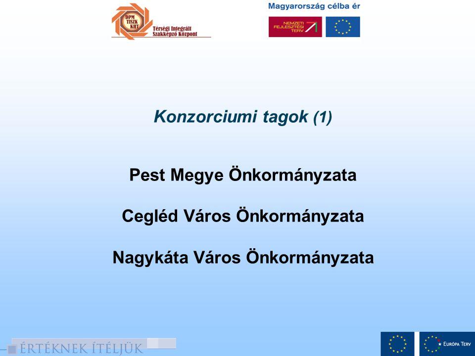 Pest Megye Önkormányzata Cegléd Város Önkormányzata