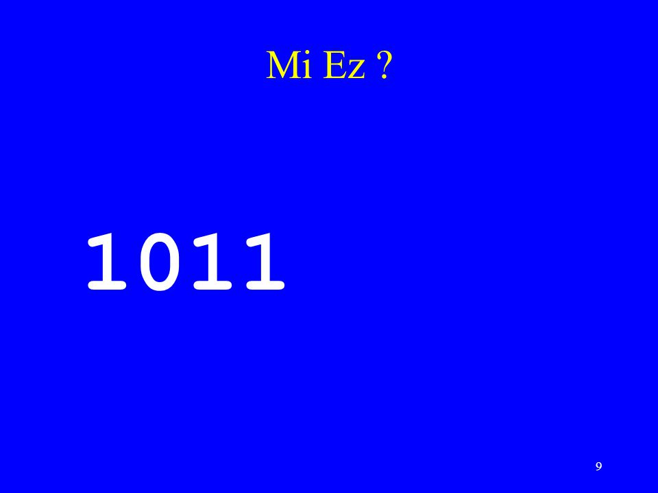 Mi Ez 1011