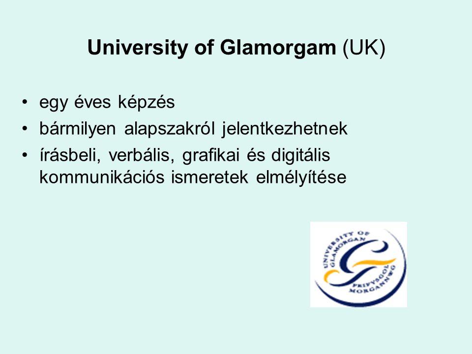 University of Glamorgam (UK)