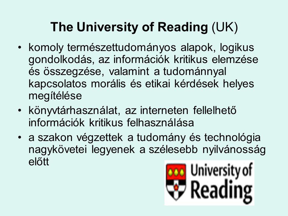 The University of Reading (UK)