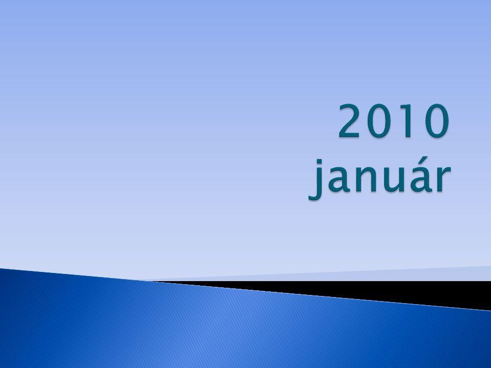 2010 január