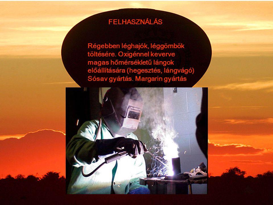 FELHASZNÁLÁS