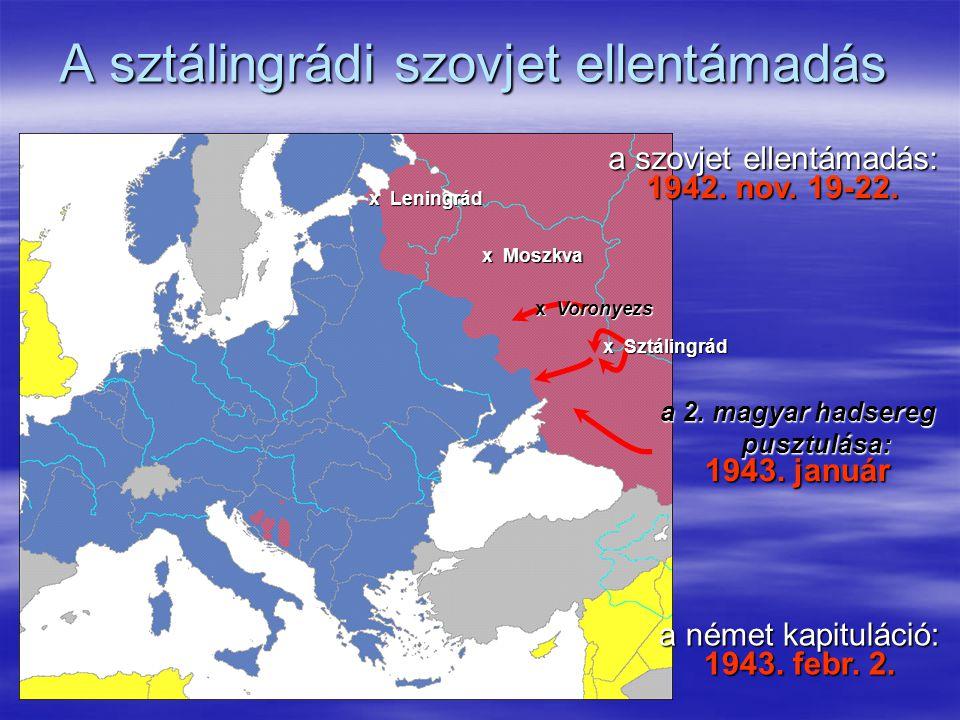 A sztálingrádi szovjet ellentámadás