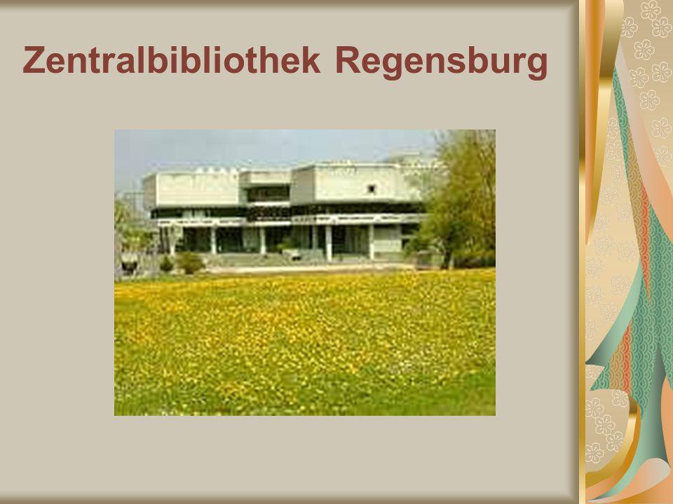 Zentralbibliothek Regensburg
