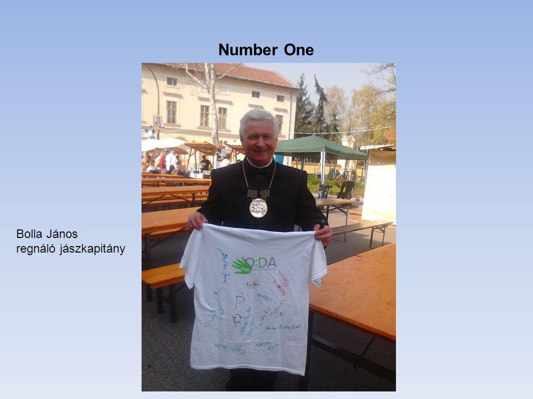 Number One Bolla János regnáló jászkapitány
