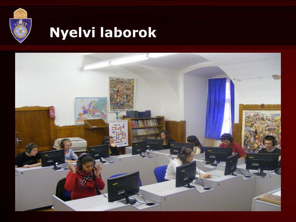 Nyelvi laborok