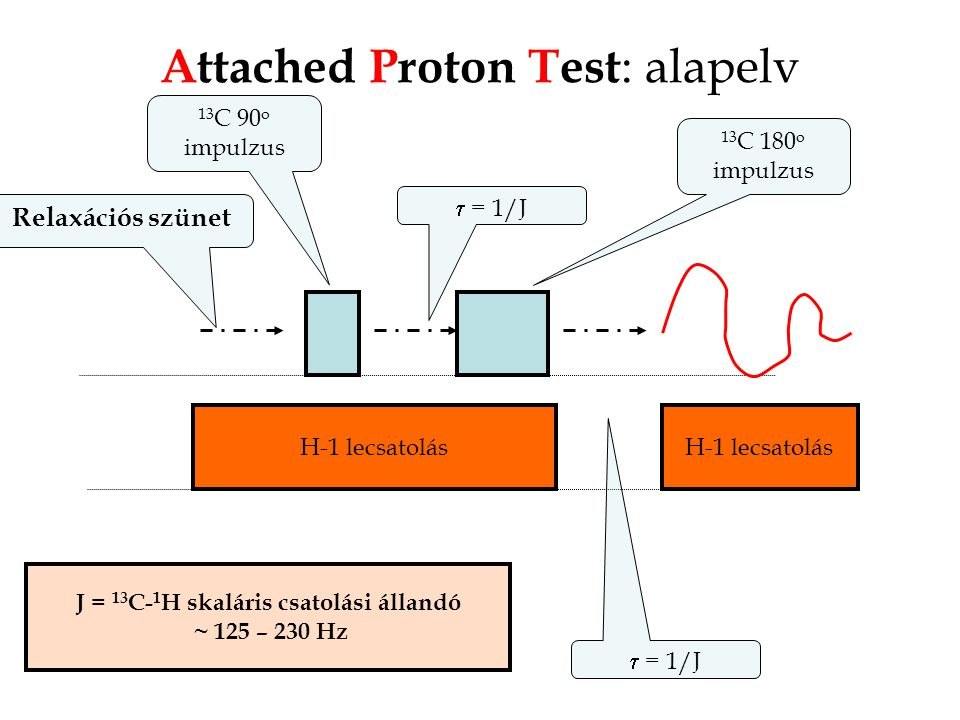 Attached Proton Test: alapelv
