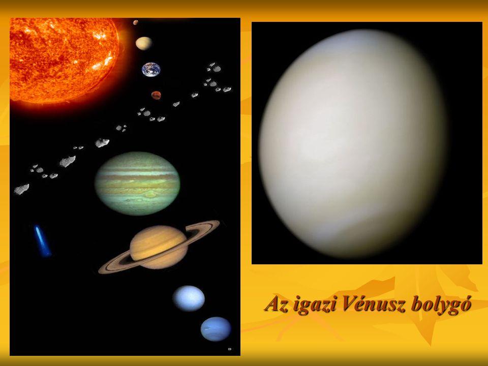 Az igazi Vénusz bolygó