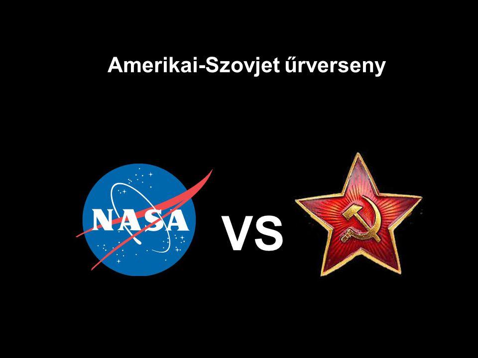 Amerikai-Szovjet űrverseny