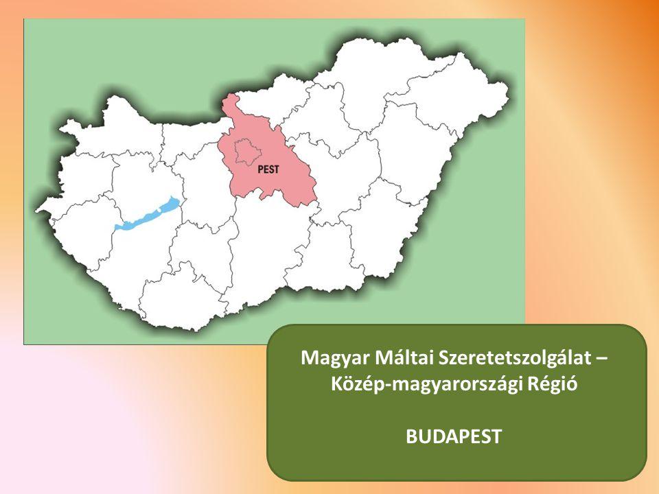 Magyar Máltai Szeretetszolgálat – Közép-magyarországi Régió