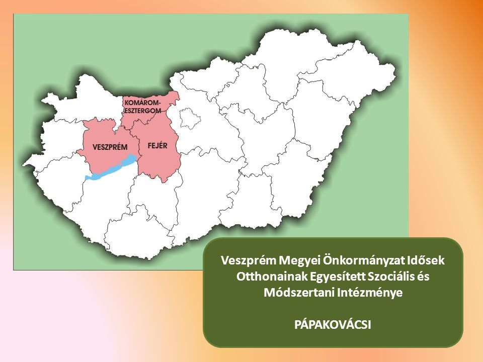 Veszprém Megyei Önkormányzat Idősek Otthonainak Egyesített Szociális és Módszertani Intézménye
