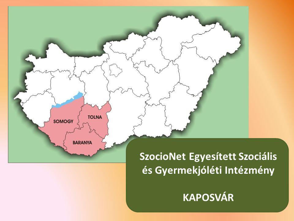 SzocioNet Egyesített Szociális és Gyermekjóléti Intézmény