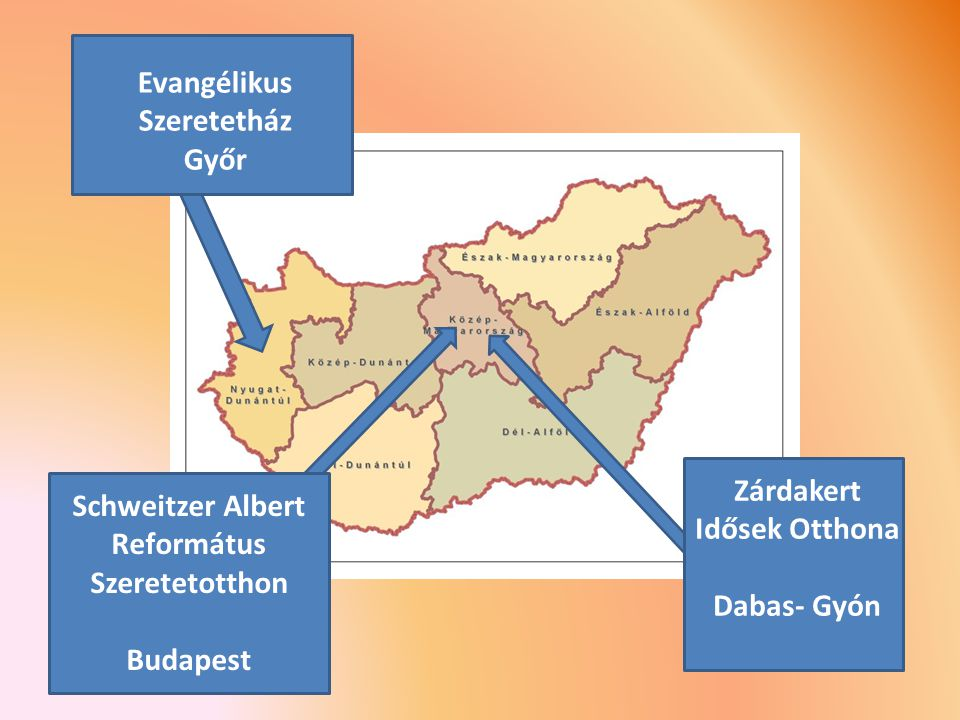 Evangélikus Szeretetház Győr
