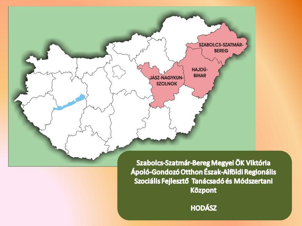 Szabolcs-Szatmár-Bereg Megyei ÖK Viktória Ápoló-Gondozó Otthon Észak-Alföldi Regionális Szociális Fejlesztő Tanácsadó és Módszertani Központ