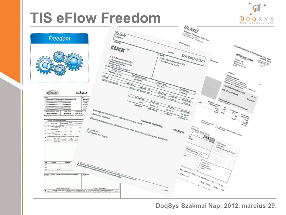 TIS eFlow Freedom