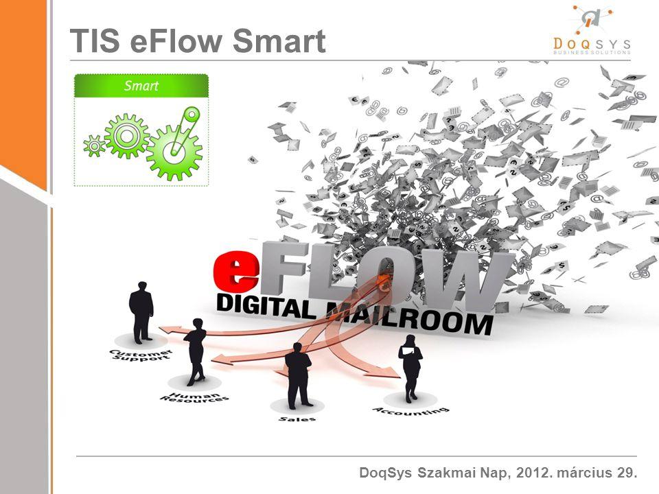 TIS eFlow Smart