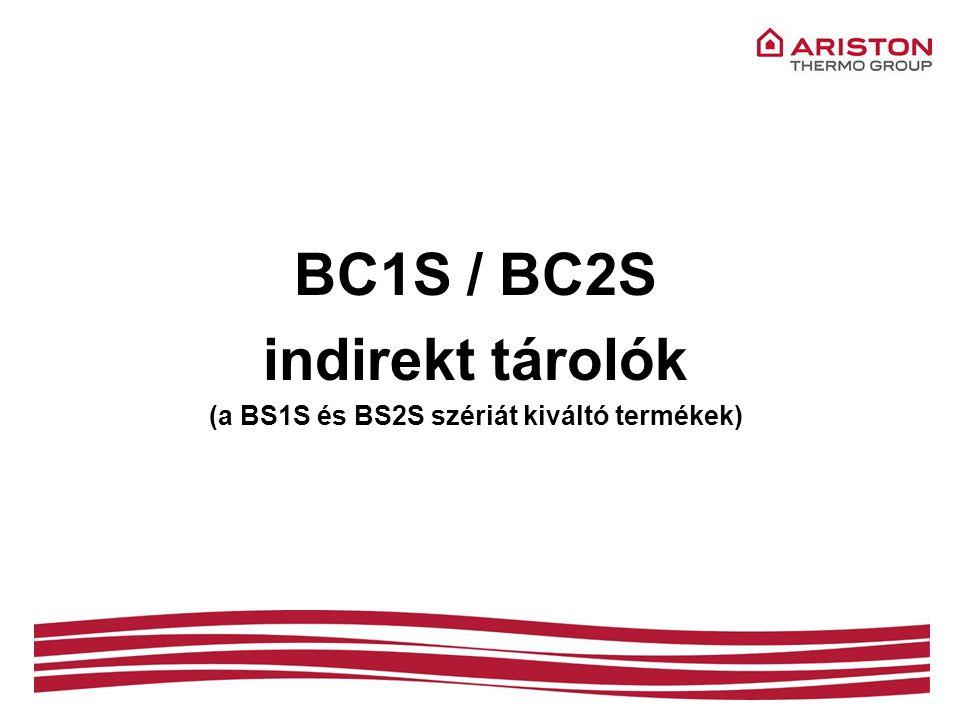 (a BS1S és BS2S szériát kiváltó termékek)