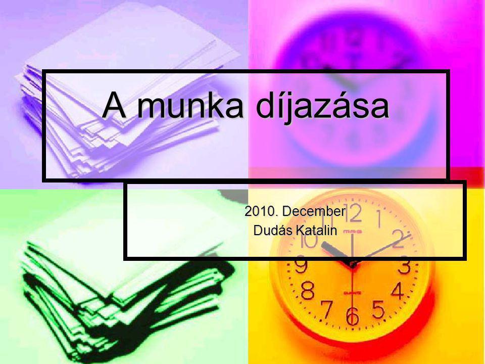 2010. December Dudás Katalin