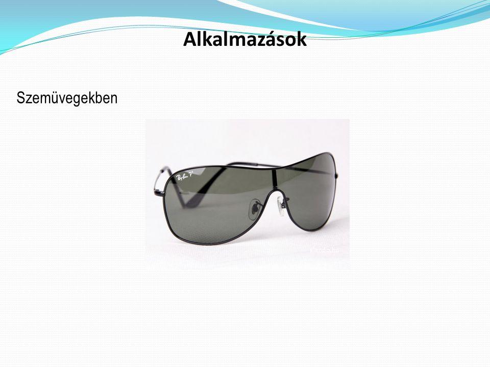 Alkalmazások Szemüvegekben