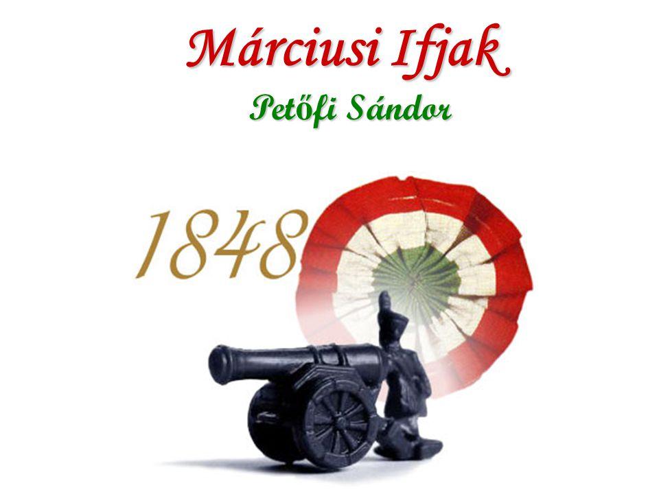 Márciusi Ifjak Petőfi Sándor