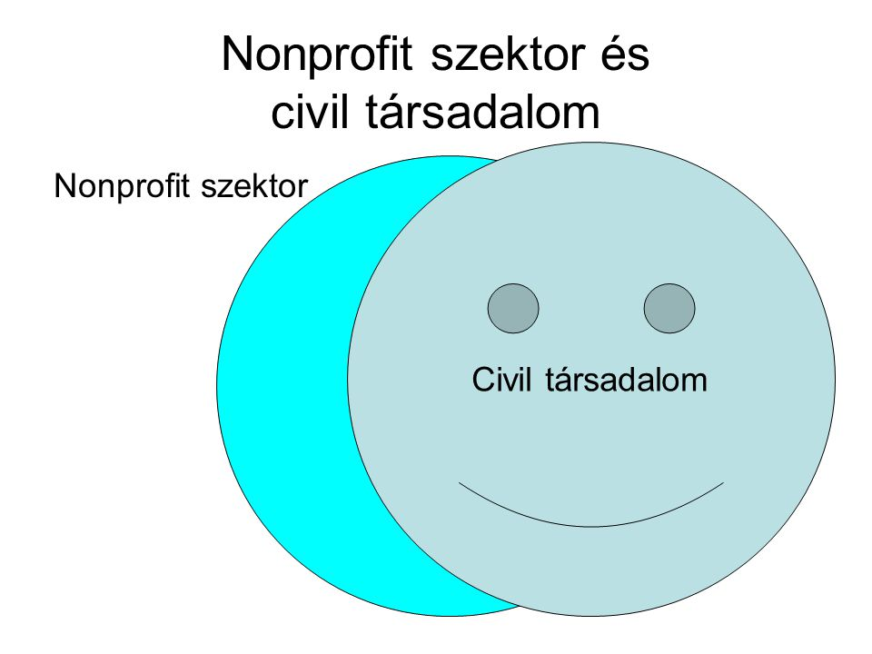 Nonprofit szektor és civil társadalom