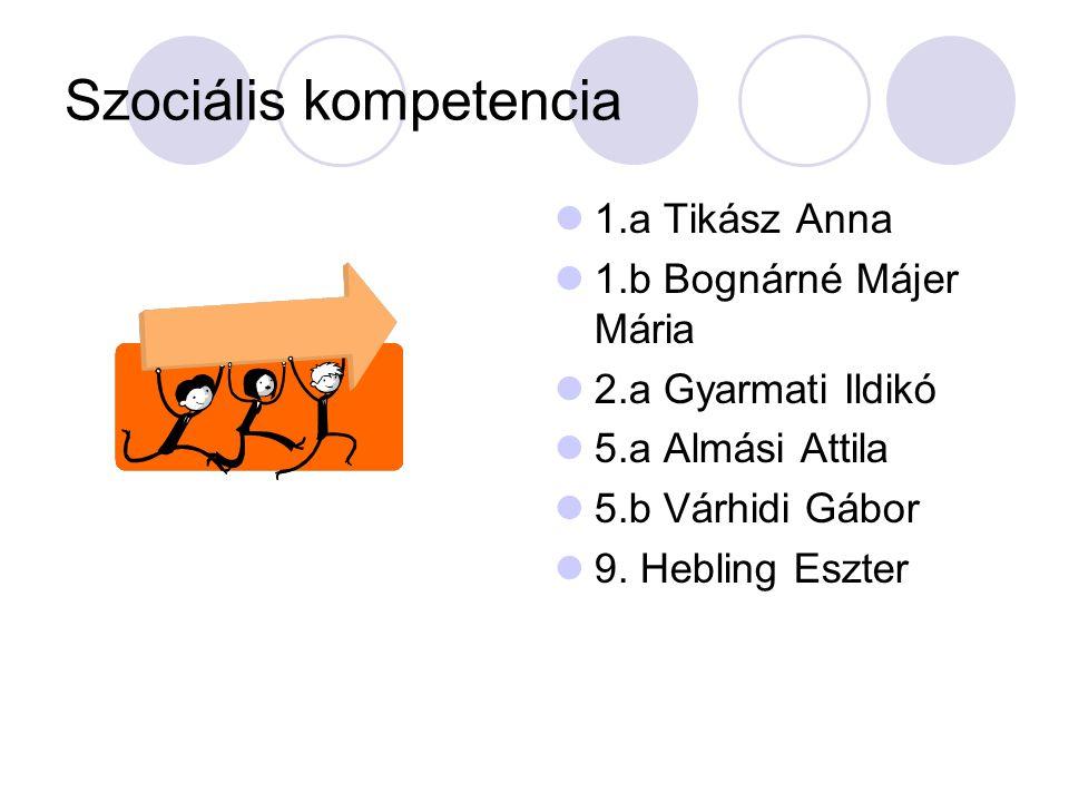 Szociális kompetencia
