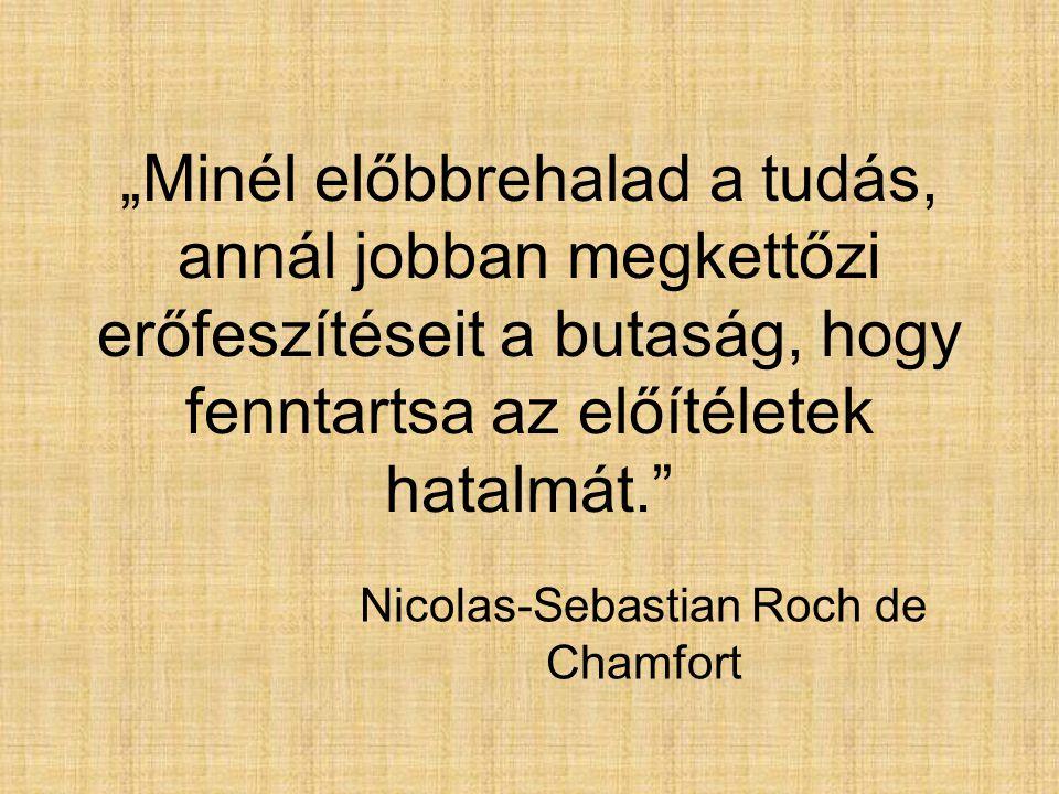 Nicolas-Sebastian Roch de Chamfort