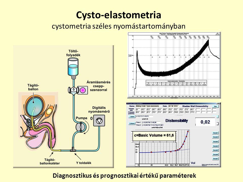 Diagnosztikus és prognosztikai értékű paraméterek