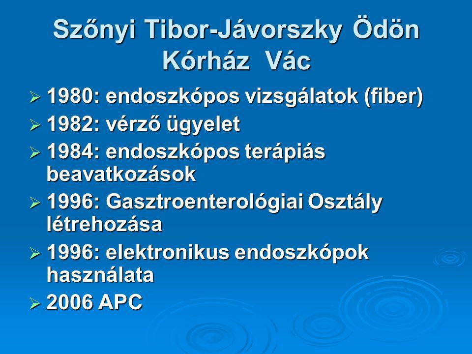 Szőnyi Tibor-Jávorszky Ödön Kórház Vác