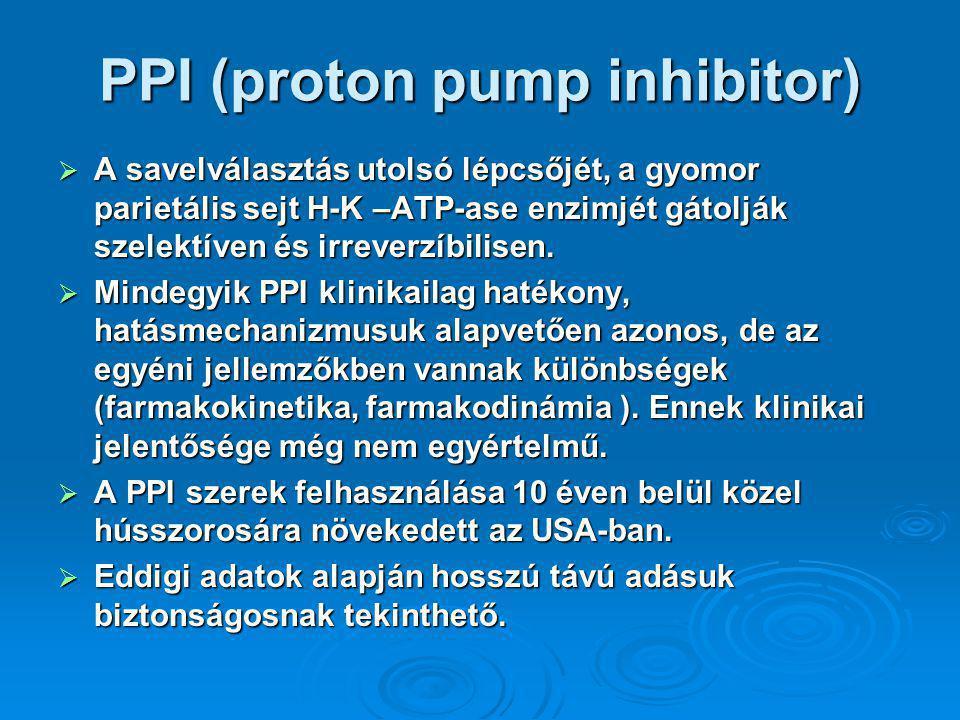 PPI (proton pump inhibitor)