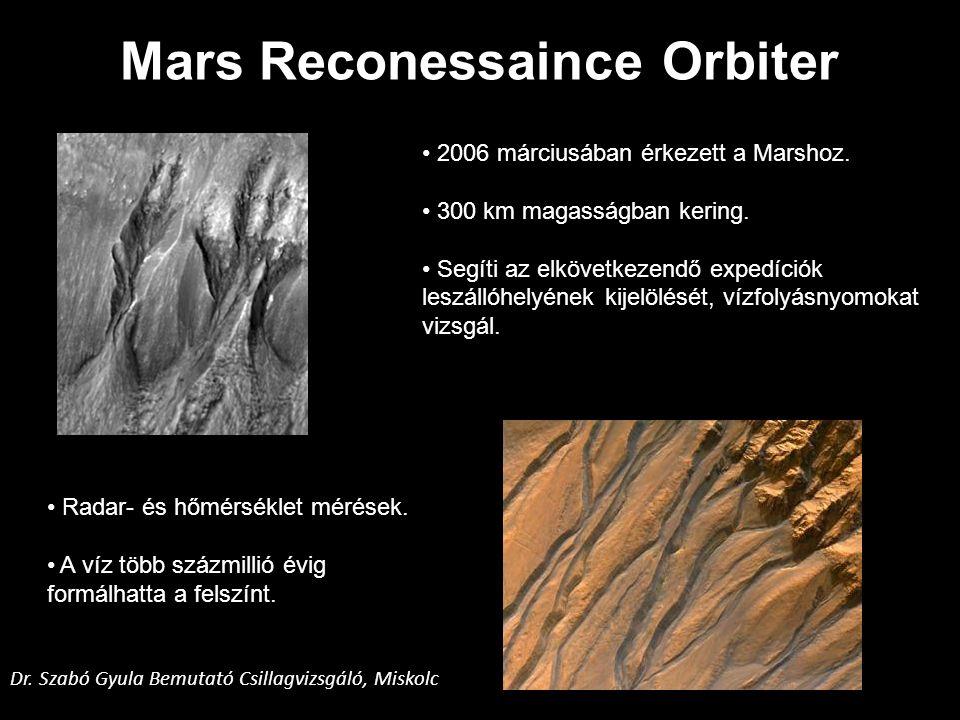 Mars Reconessaince Orbiter