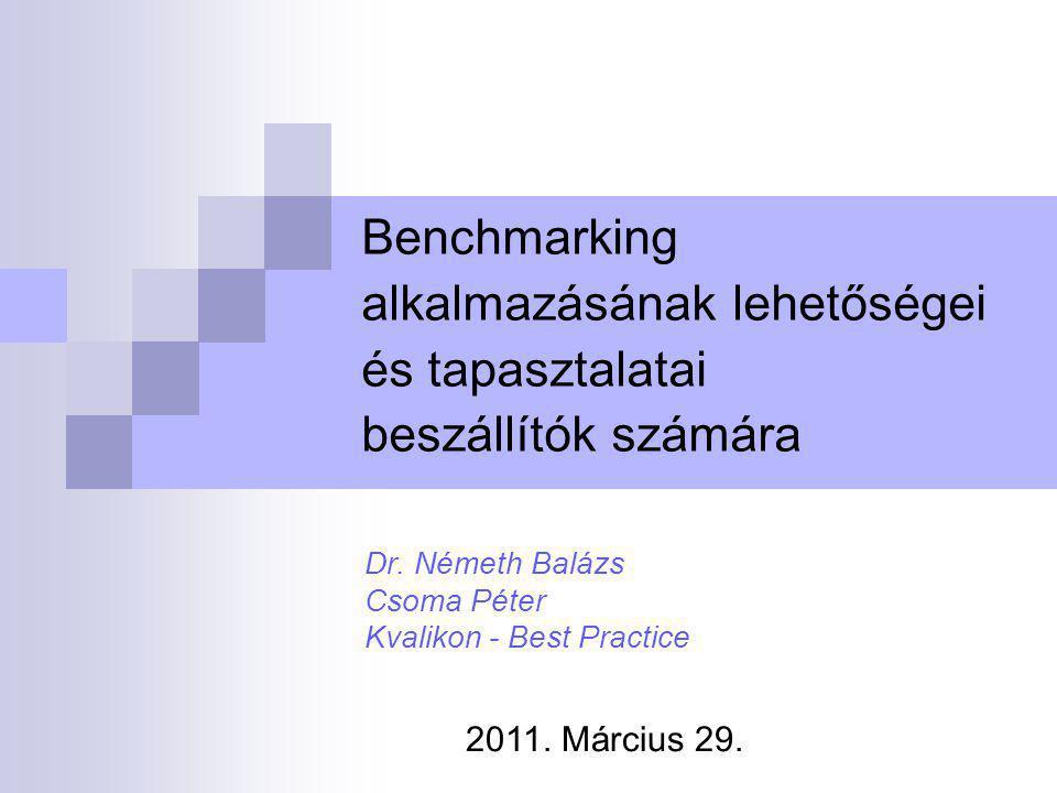Dr. Németh Balázs Csoma Péter Kvalikon - Best Practice