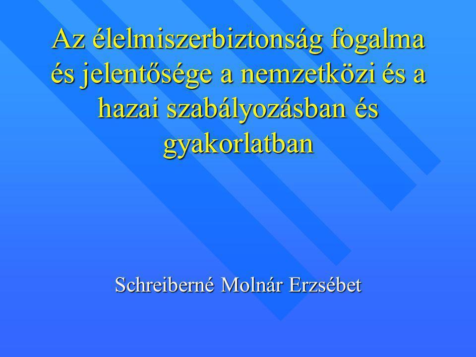 Schreiberné Molnár Erzsébet