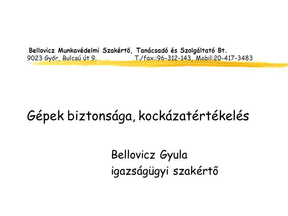 Bellovicz Gyula igazságügyi szakértő