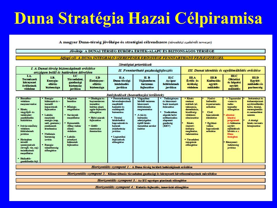 Duna Stratégia Hazai Célpiramisa
