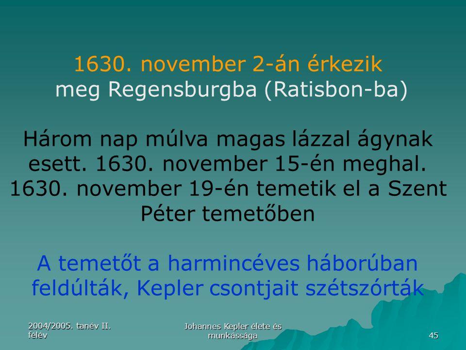 meg Regensburgba (Ratisbon-ba)