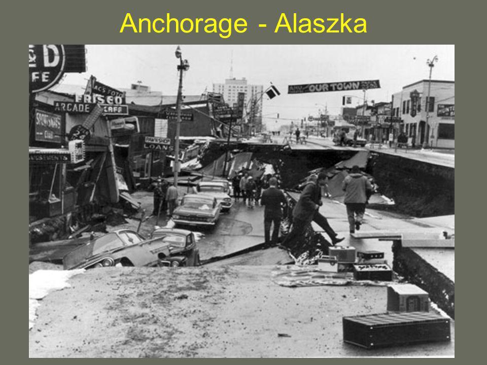 Anchorage - Alaszka