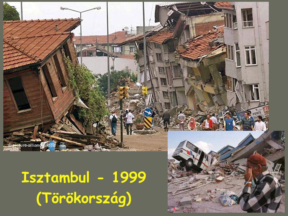 Isztambul - 1999 (Törökország)
