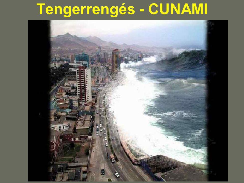 Tengerrengés - CUNAMI
