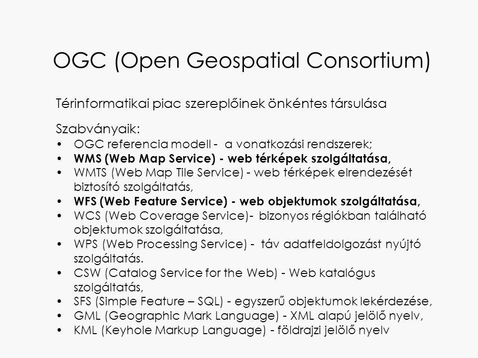 OGC (Open Geospatial Consortium)