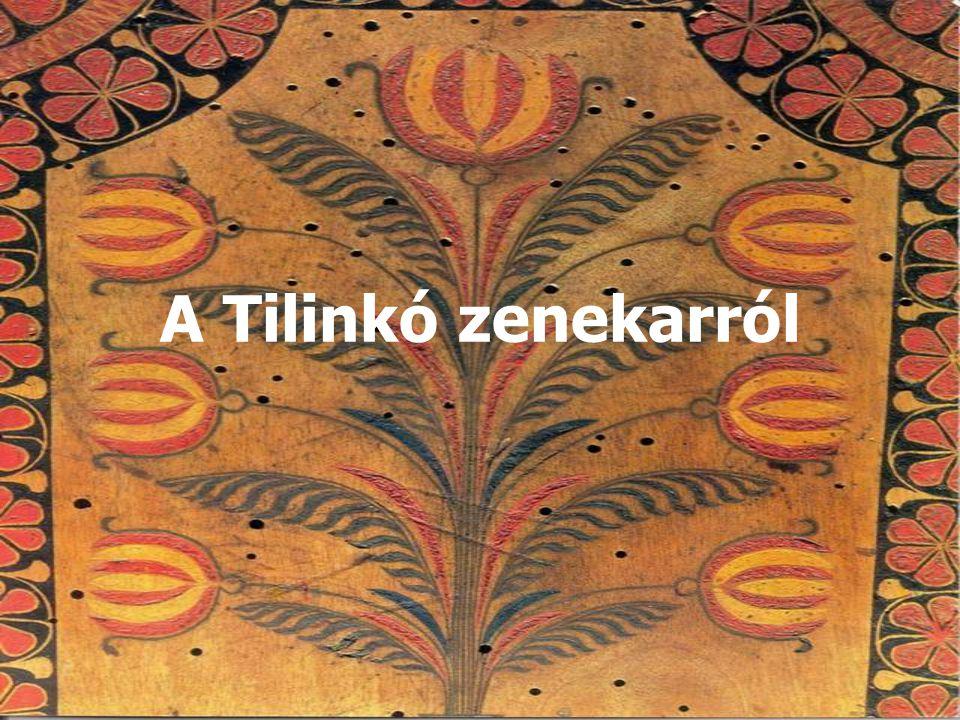 A Tilinkó zenekarról