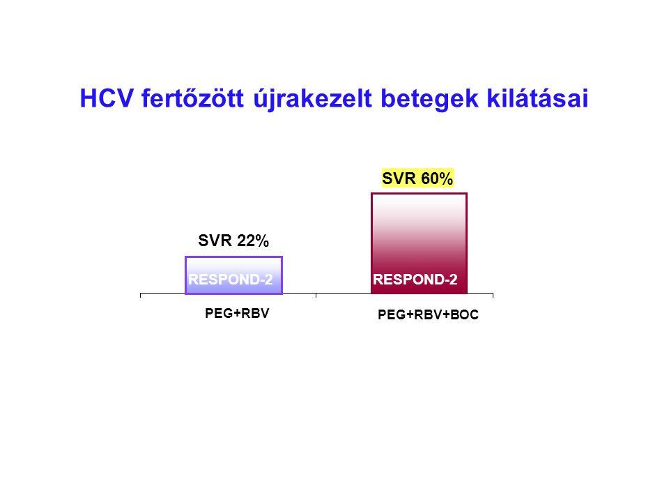 HCV fertőzött újrakezelt betegek kilátásai