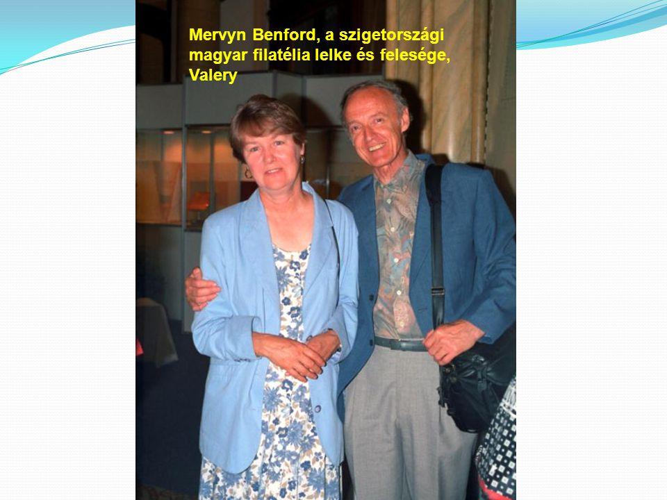 Mervyn Benford, a szigetországi