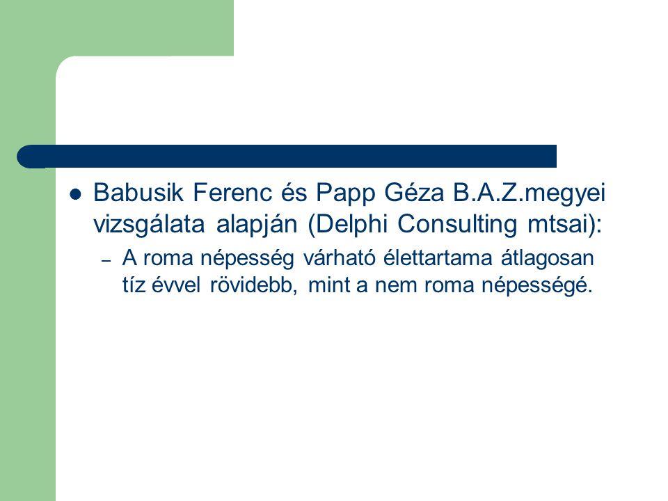 Babusik Ferenc és Papp Géza B. A. Z