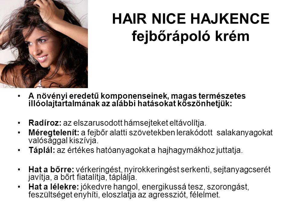 HAIR NICE HAJKENCE fejbőrápoló krém