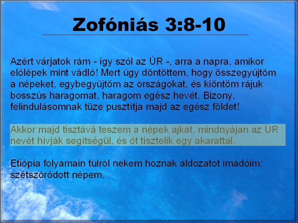 Zofóniás 3:8-10