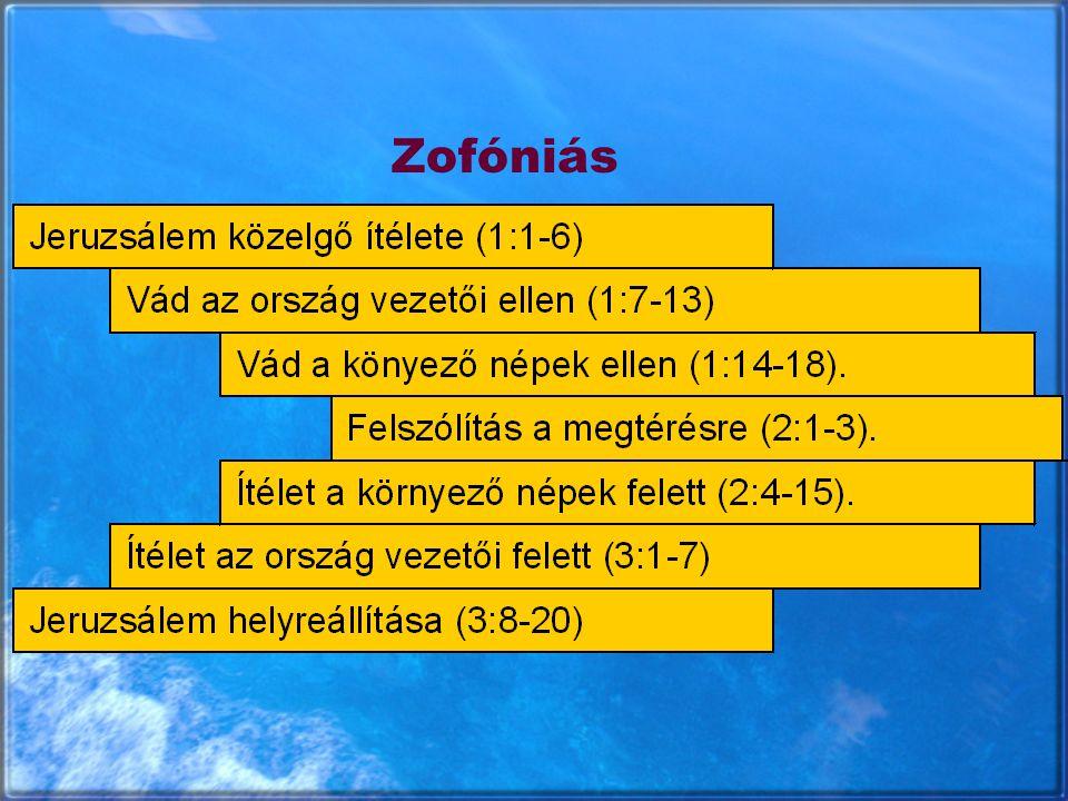 Zofóniás